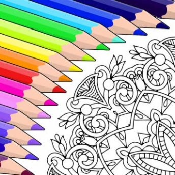 Amazon.com: Colorfy: Free Coloring Book for Adults - Best Coloring ...
