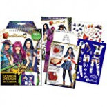 Amazon.com: Descendants 19 A Wickedly Cool Coloring Book (Art of ...