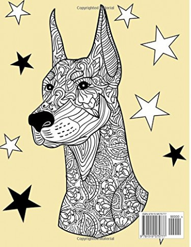 Amazon.com: Dog Lover: Adult Coloring Book: Best Coloring Gifts for ..