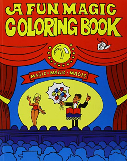 Amazon.com: Halloween FX Coloring Book Fun Magic: Toys