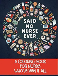 Amazon.com: Nurse Coloring Book: Sweary Midnight Edition – A Totally ..