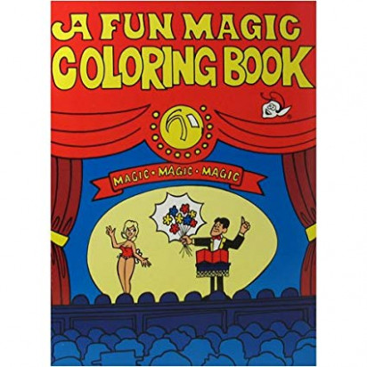 Amazon.com: Royal Magic Coloring Book - Easy Magic Trick: Toys
