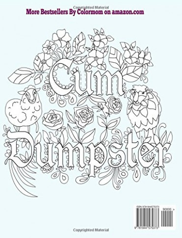 Amazon.com: Sweary Coloring Book: Adult Coloring Books Featuring ..