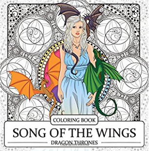 Amazon.com: The Official A Game of Thrones Coloring Book: An Adult ..