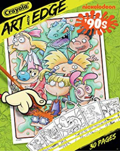 Amazon.com: The Splat: Coloring the '20s (Nickelodeon) (Adult ..