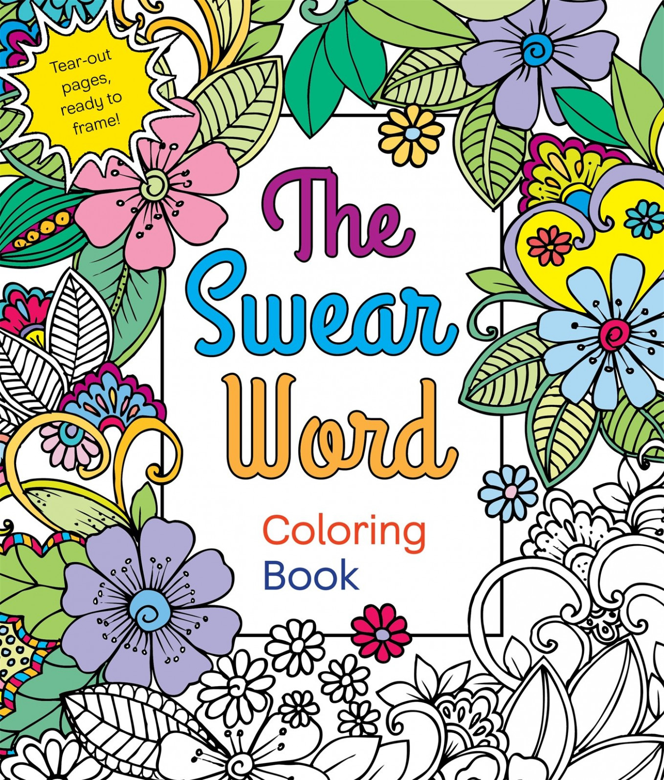 Amazon.com: The Swear Word Coloring Book (20): Hannah ..