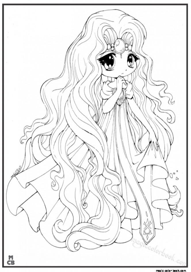 Anime Coloring Pages Free Magic Color Book Fresh Anime Coloring Book ..