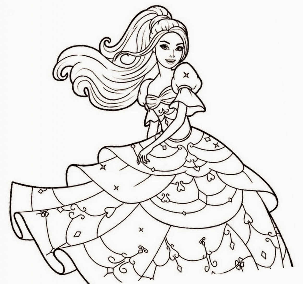 Barbie Color BookProject Awesomebarbie Colouring Book - All About Of ..