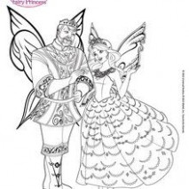 Barbie coloring pages – Hellokids