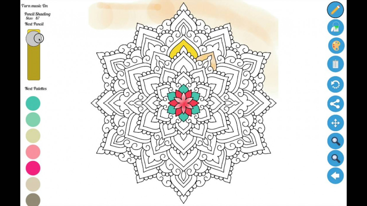 Best Coloring App for Windows 20 – Zen Coloring Book for Adults ..