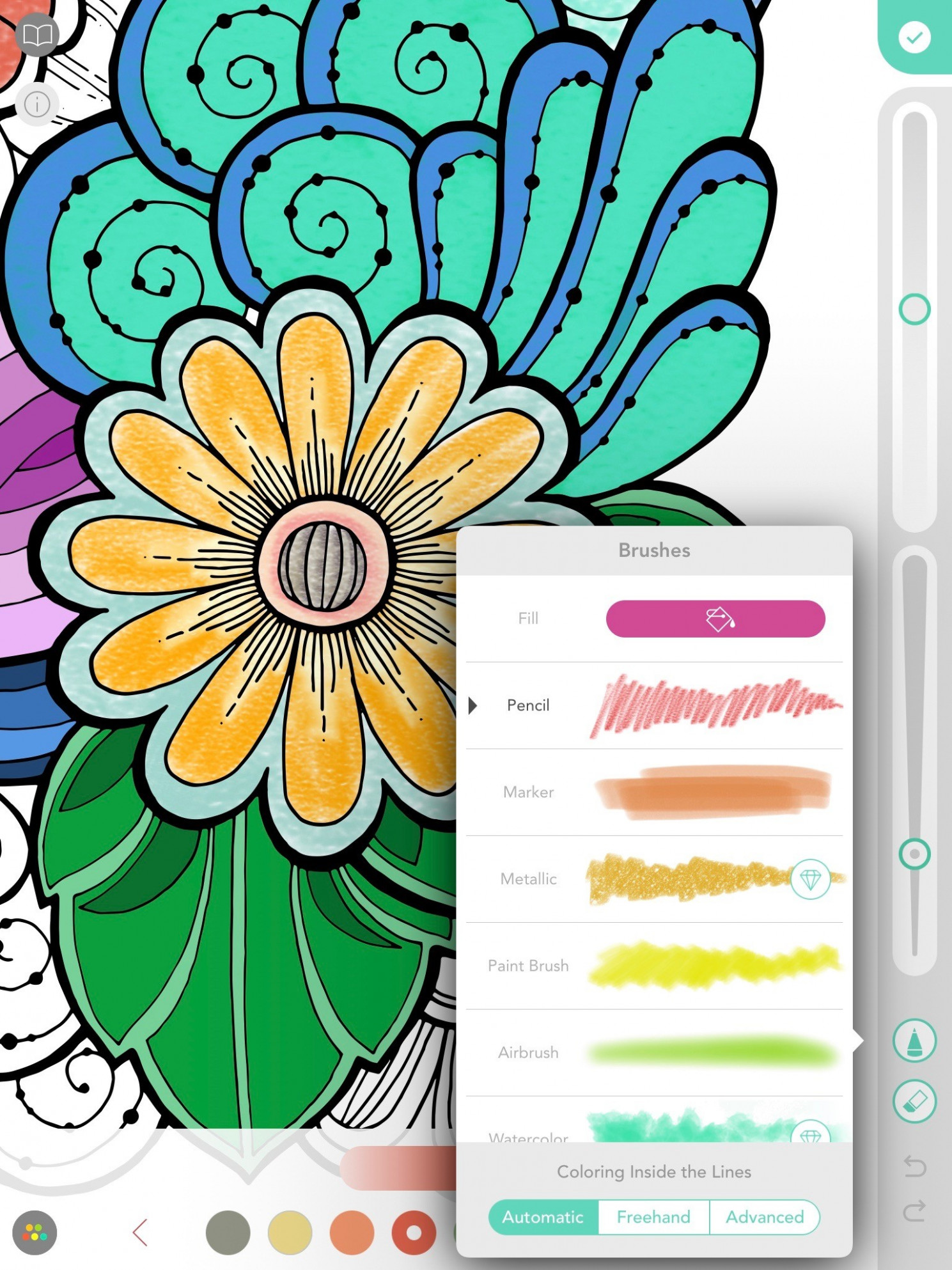 Best coloring books for adults on the iPad | iMore – ipad coloring book