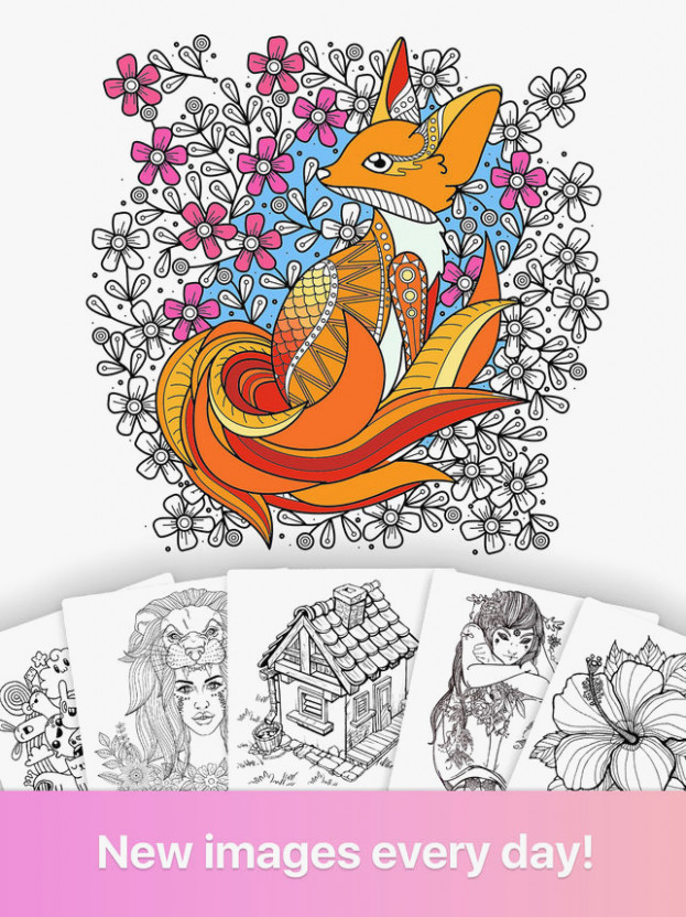 Best Stylish Colouring Book iTunes Amazing Design   heavyonwholesome - is coloring book on itunes