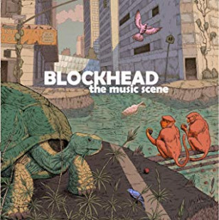 Blockhead - Uncle Tony's Coloring Book - Amazon.com Music