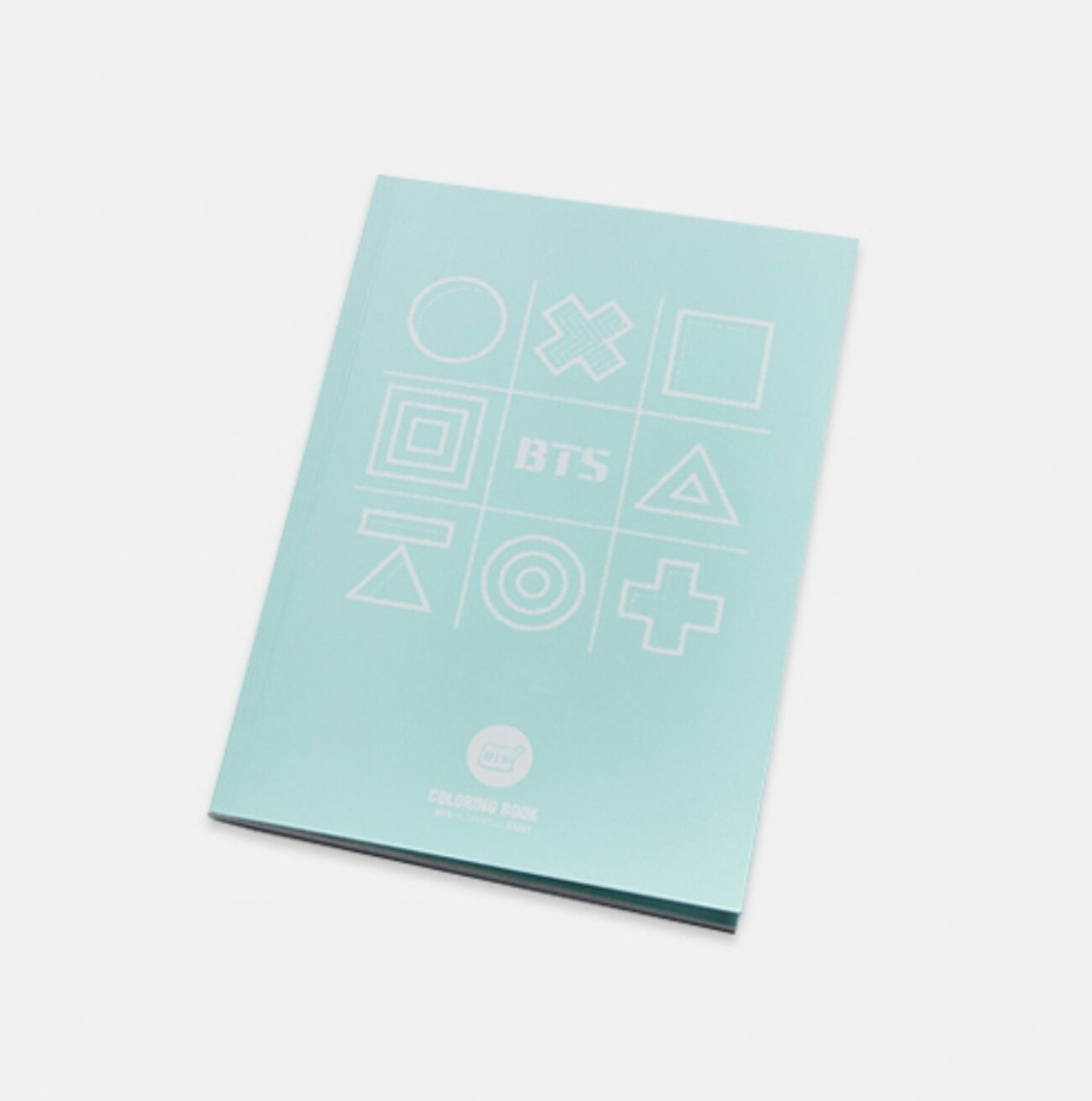 BTS] 18RD MUSTER OFFICIAL COLORING BOOK - Mandu Apparel