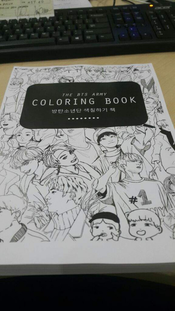 BTS ARMY coloring book!!!!! | Park Jimin Amino – bts coloring book