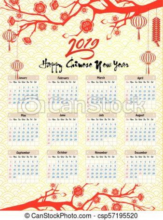 Calendar 16 chinese calendar for happy new year 16 year of the pig.