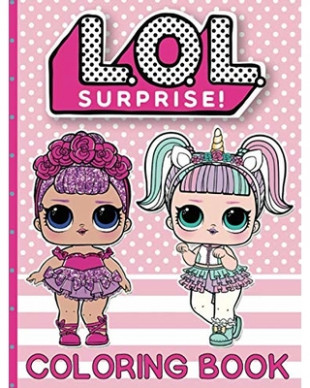 Can't Miss Bargains on Coloring Book: L.O.L. Surprise! Dolls (Volume 19)
