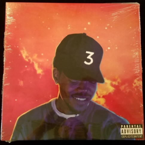 Chance The Rapper – Coloring Book – 17x LP Vinyl – Ear Candy Music – is coloring book on vinyl