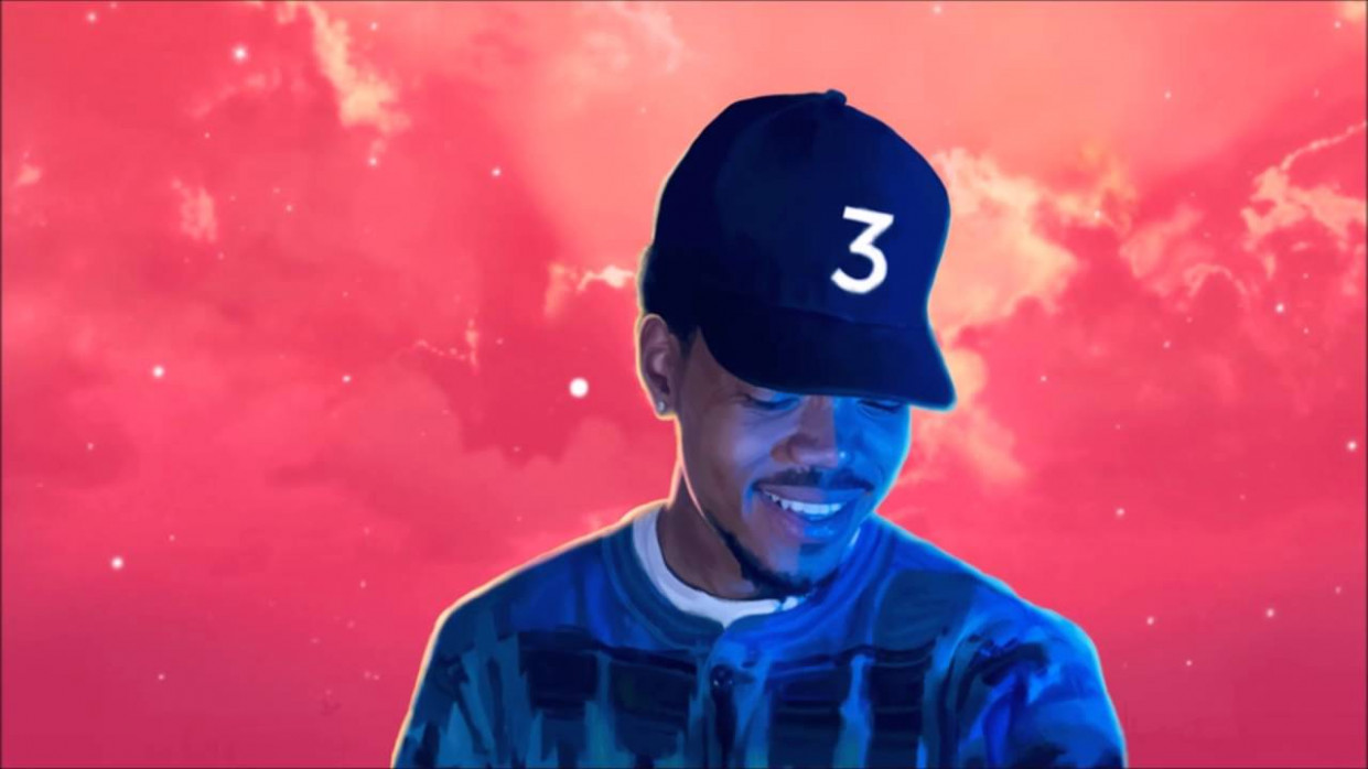 Chance the Rapper- Coloring Book (Chance 12) [Full Album] - YouTube