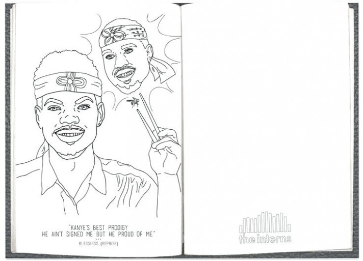 chance the rapper coloring book itunes – MYCOLORING – is coloring book on itunes