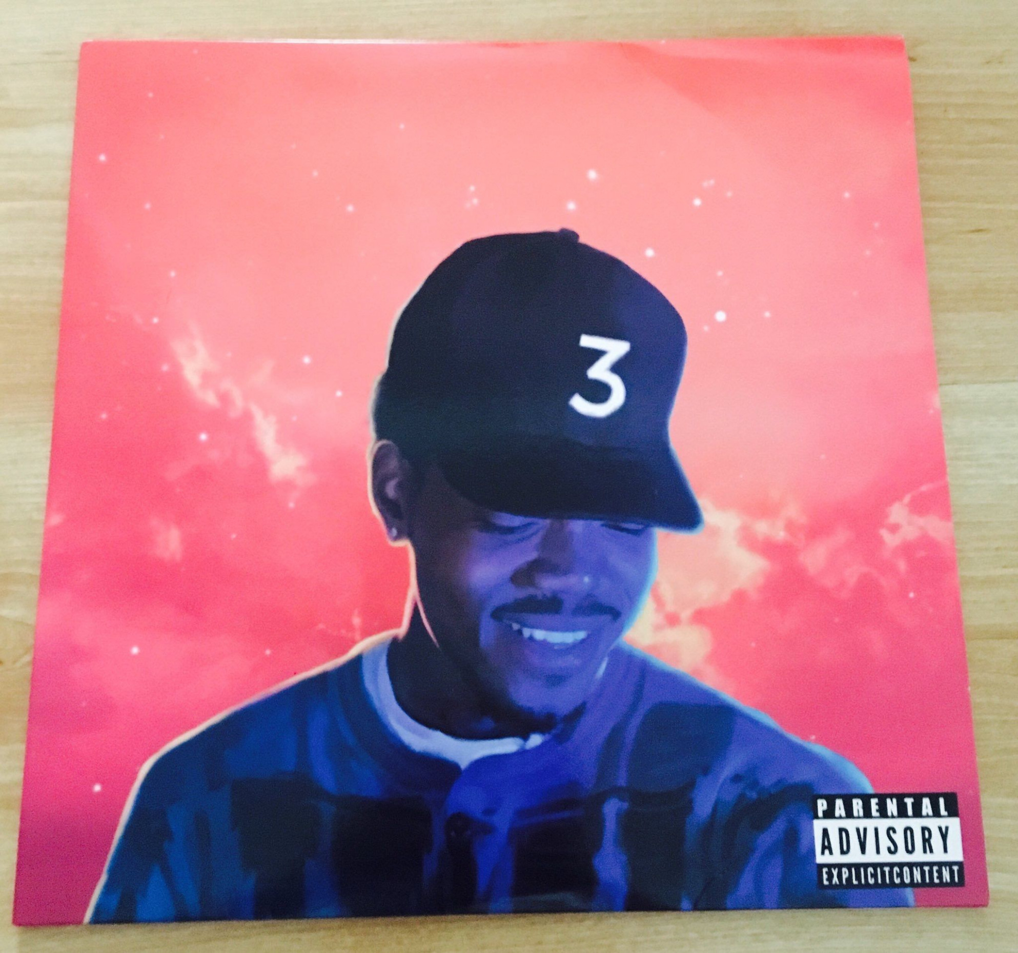 Chance The Rapper – Coloring Book Vinyl | vinyls i want in 17 ..