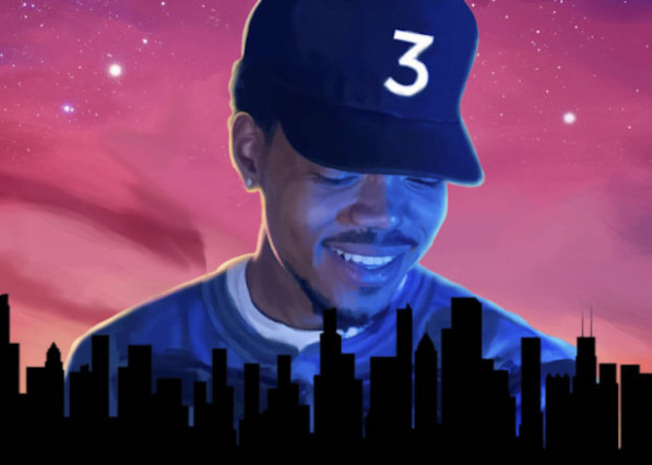 """Chance the Rapper reveals Apple Music paid him """"half a mil"""" to .."""