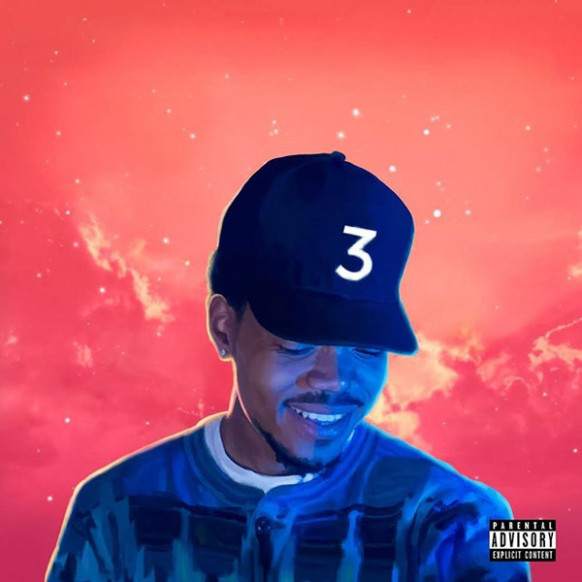 Chance the Rapper's 'Coloring Book' Makes History on Billboard 20 ...