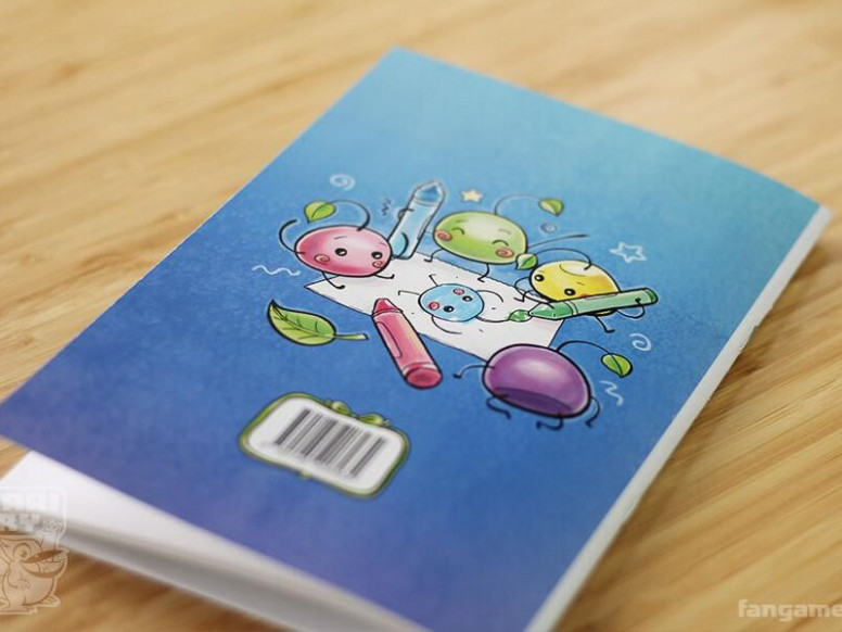 Charming Ideas Photo Coloring Book Junimo Coloring Book Fangamer ...