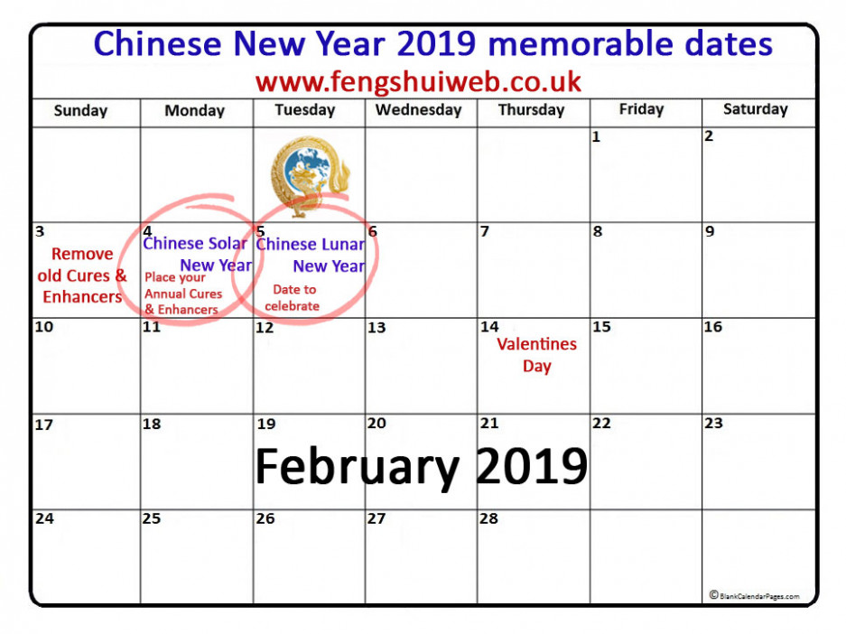 Chinese New Year Feng Shui 16 – everything you need to know and so ..