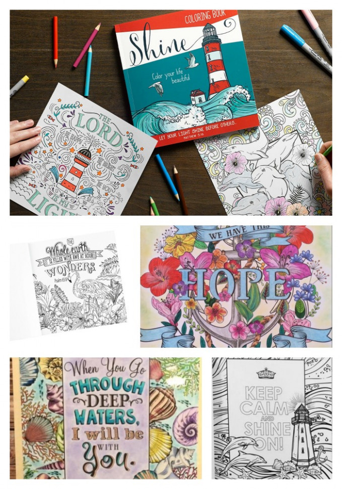 Christian Adult Coloring Books – Bible Journal Love – is coloring book a christian