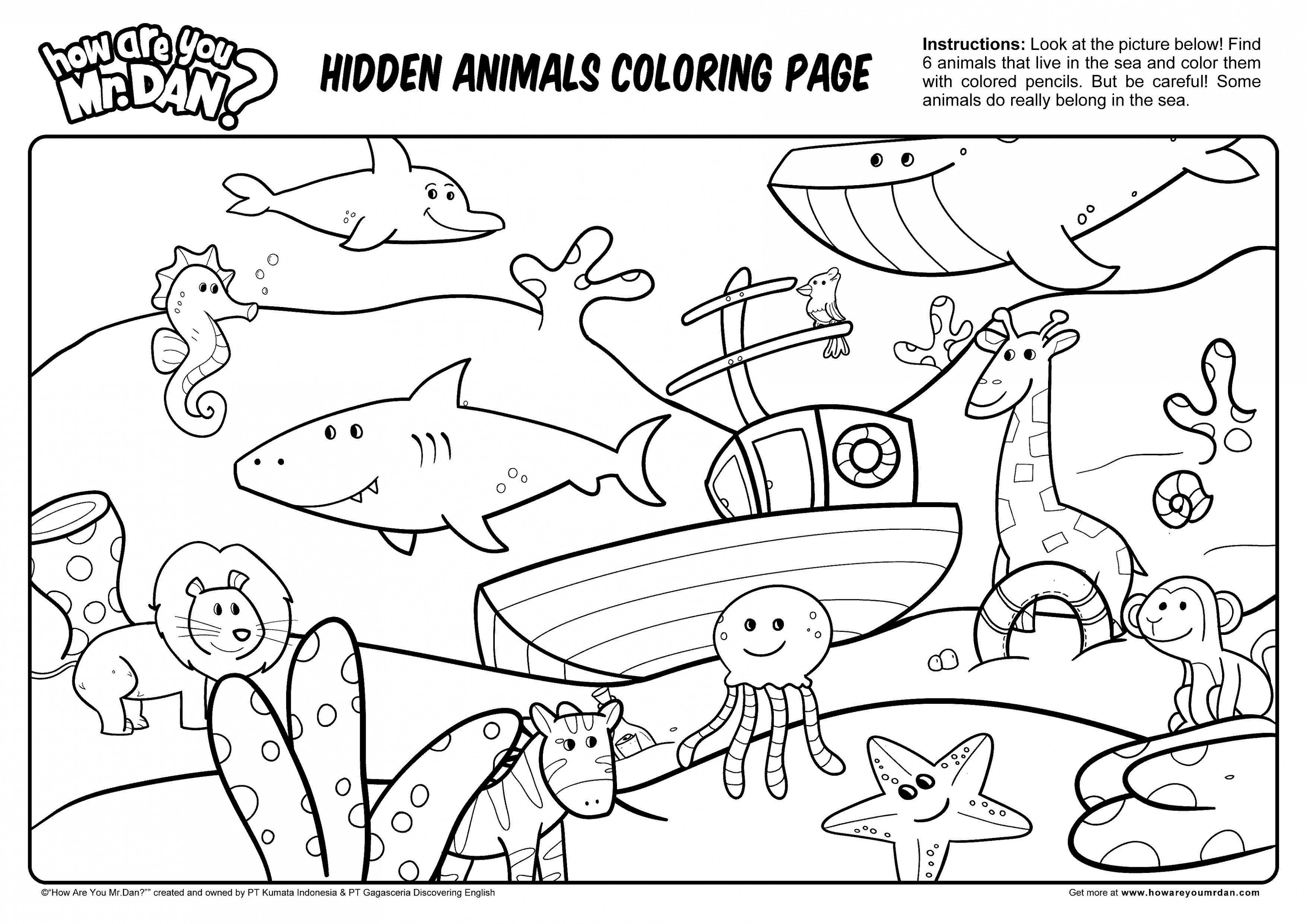 Christmas Coloring Pages Esl With Halloween Worksheets Kindergarten ...