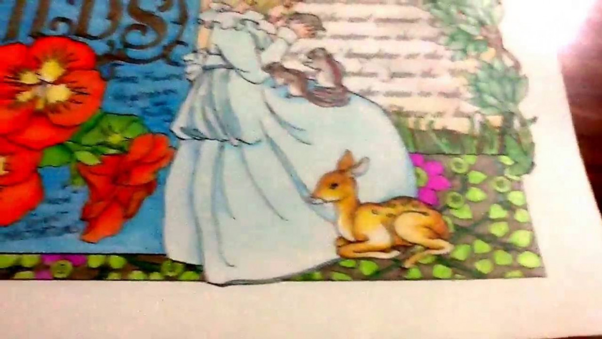 Collage Art Coloring Book by Marty Noble - 12 more colored pages ..