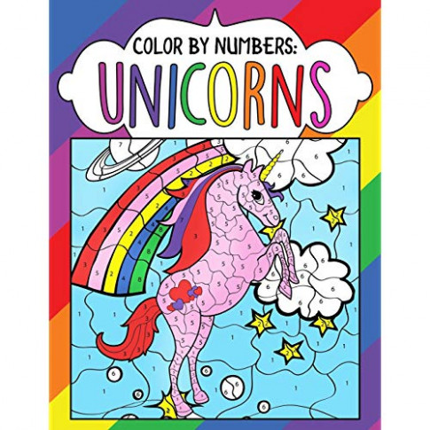 Color by Number for Kids: Amazon.com