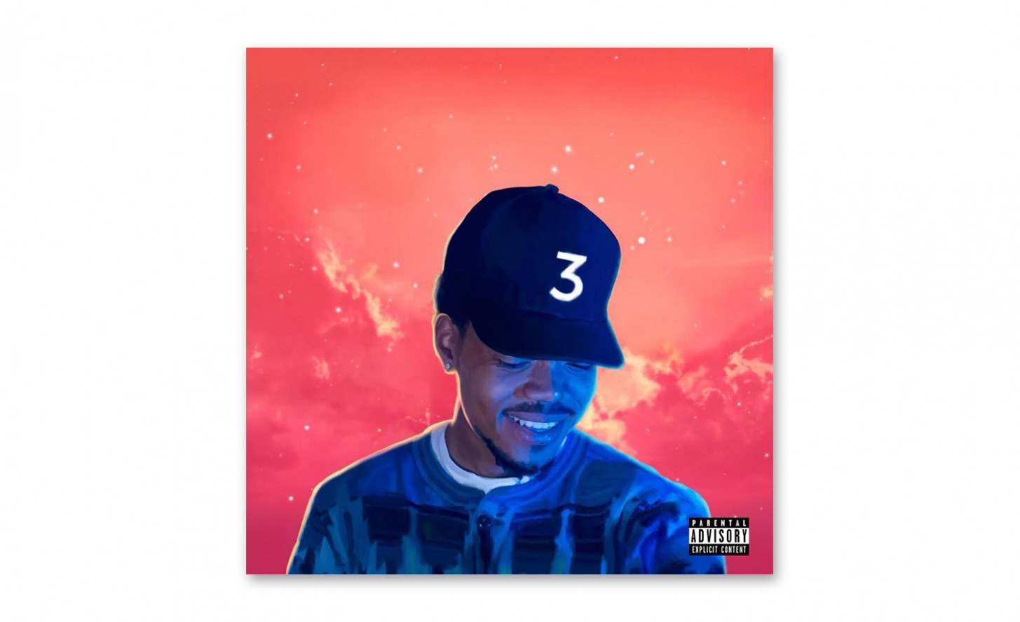 """Coloring Book"""" ascends Chance's ultralight beam to new heights .."""