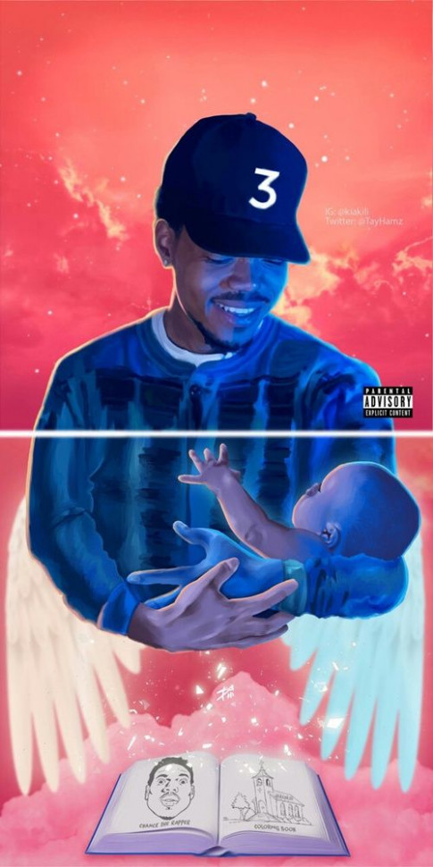 Coloring Book by Chance The Rapper. Chicago's Latest Gift to Hip-Hop ..