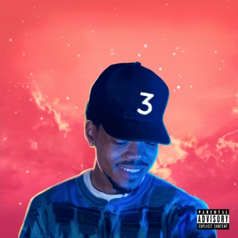 "Coloring Book by ""Chance The Rapper"" 