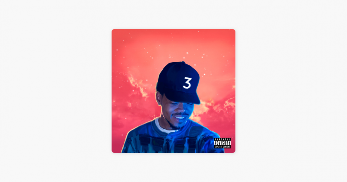 Coloring Book by Chance the Rapper on Apple Music - itunes chance the rapper coloring book