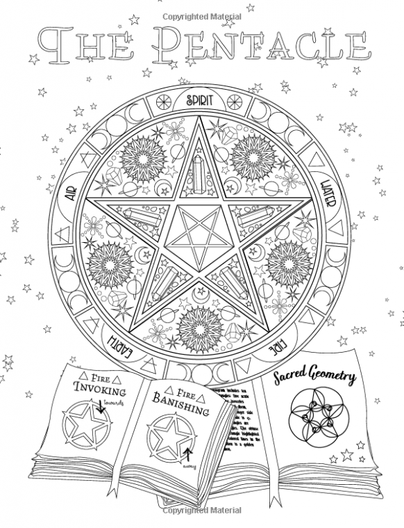Coloring Book of Shadows: Amy Cesari: 15: Amazon.com ...