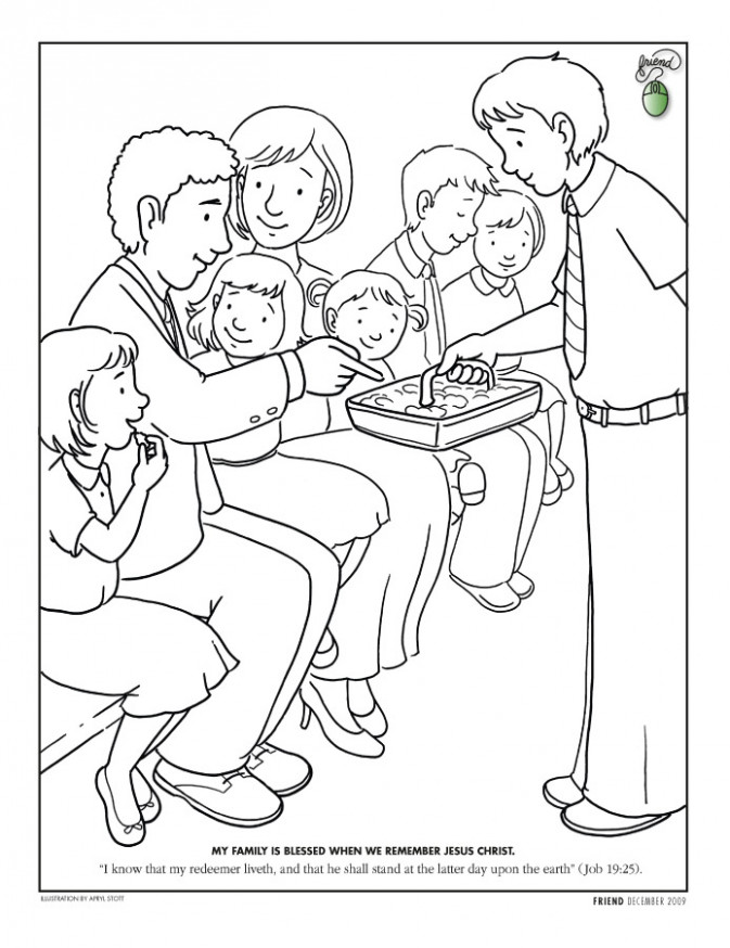 Coloring Book | Rational Faiths | Mormon Blog – lds coloring book