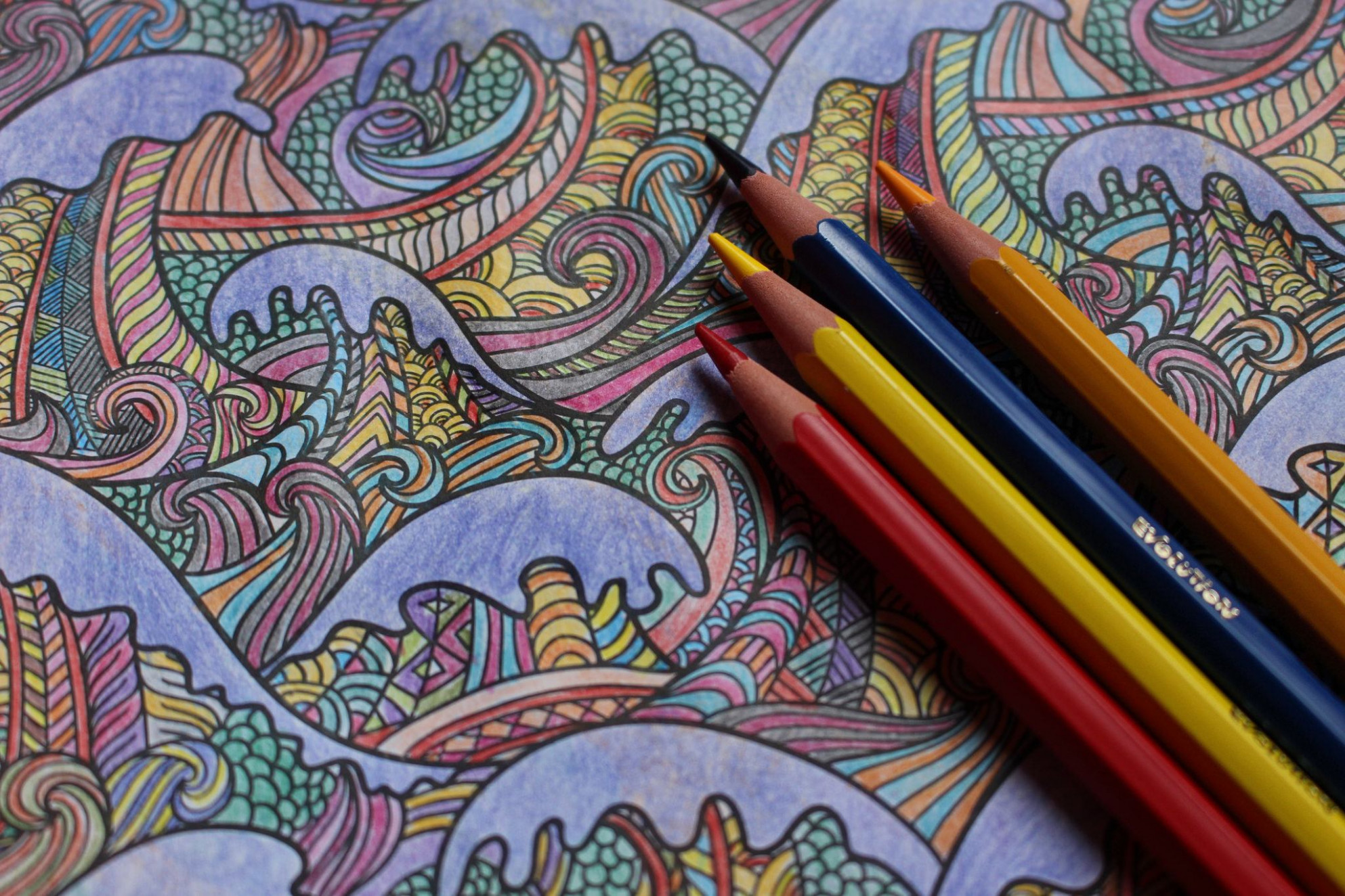 Coloring Books Are Perfect Gifts For Stressed-out Adults – is coloring book free