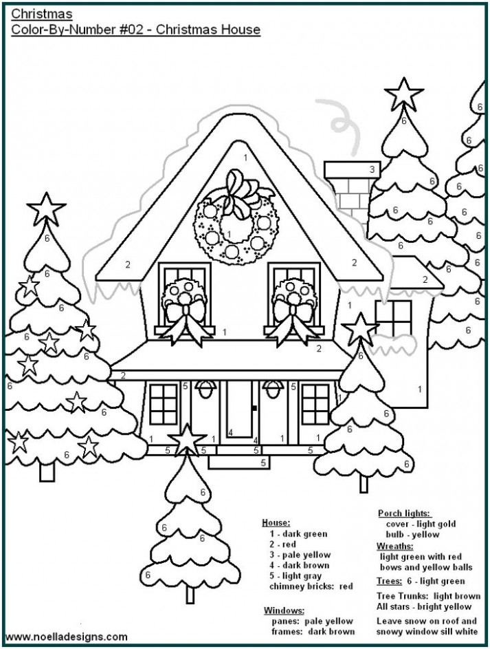 coloring pages free color by number printables for adults free ...