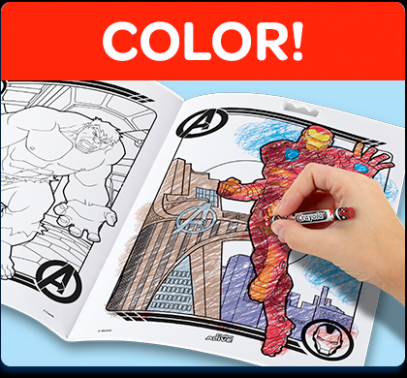 Crayola Color Alive | Interactive Coloring Pages | crayola.com ..