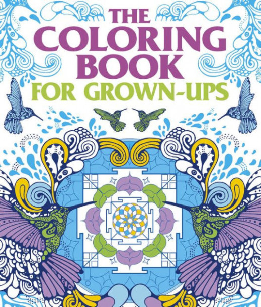 Dayle's Community Café | coloring books – the coloring book