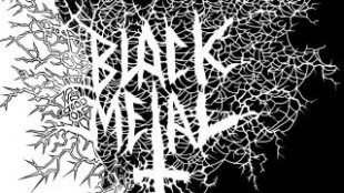 Delve into dark designs with new black metal colouring book | Louder