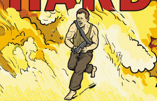 Die Hard' is a Coloring Book Now, So Yippie-Ki-Yay or Whatever ..
