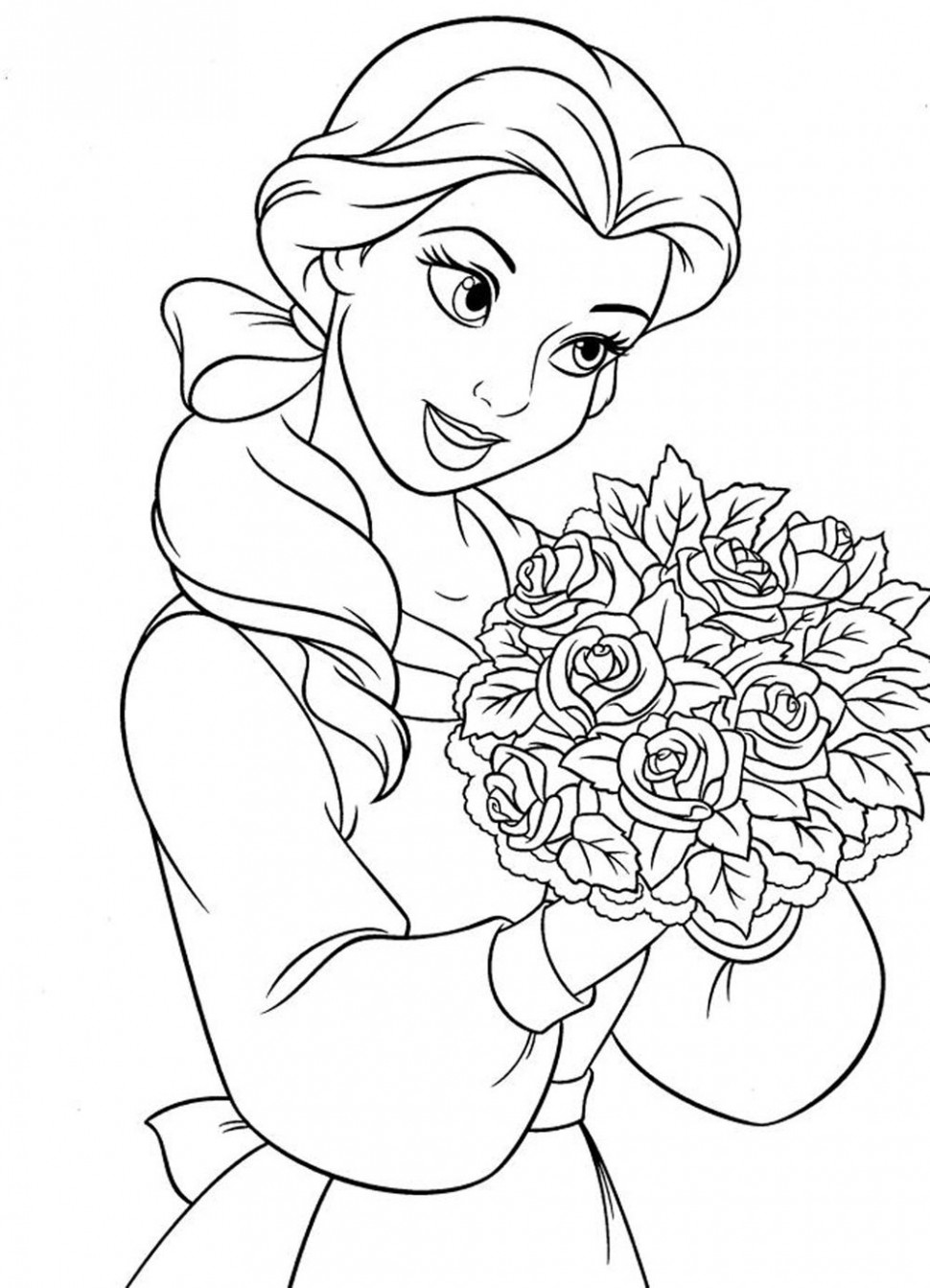 Disney Princess Coloring Book | DISNEY COLORING PAGES | Disney ..
