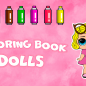 Download Coloring Book Dolls APK latest version app for android devices