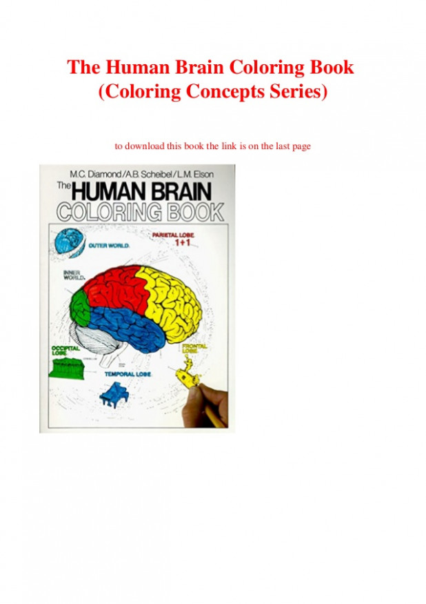 DOWNLOAD $PDF$] The Human Brain Coloring Book (Coloring Concepts Ser… – human brain coloring book pdf