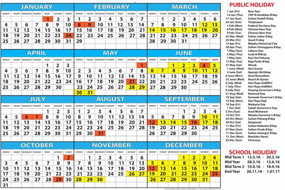 Download Printable Calendar 19 with Chinese Holiday Templates ...