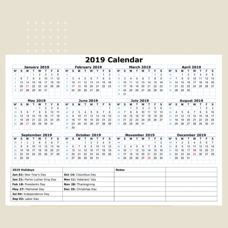Download Printable Calendar 20 with Chinese Holiday Templates ..